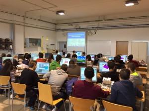 Curso en la Universidad de Almeria