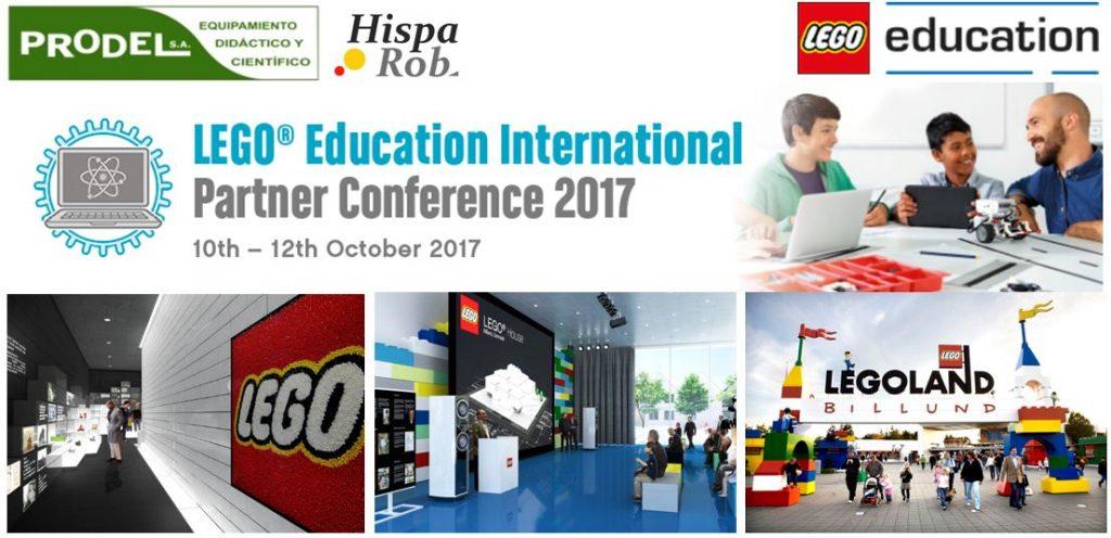 International Lego Partner Educativa Education ConferenceRobótica kTXZOiPuwl
