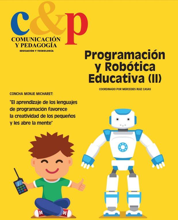 Revista Comunicación y Pedagogía